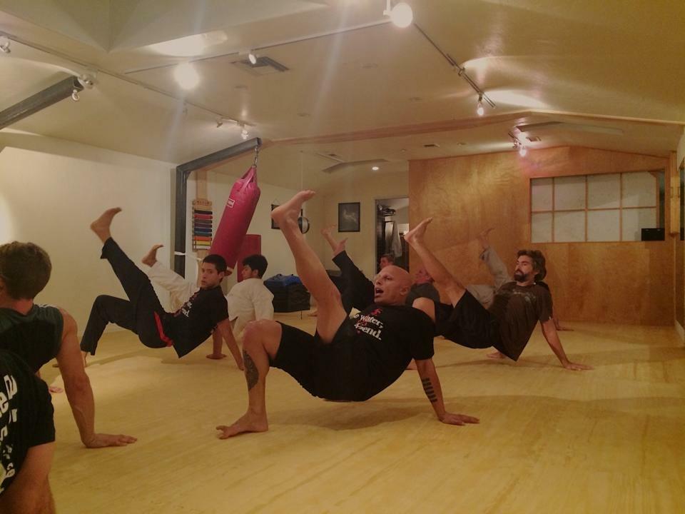 action strength training
